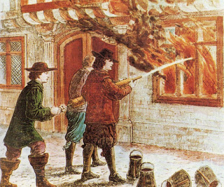 An Abiding Fire – firefighting in the 17th century, by Nick Ezra