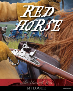 Red Horse - M J Logue
